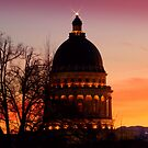 State Capital, Salt Lake City by Charmiene Maxwell-Batten