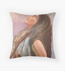 Resting in God is YOUR Peace! Throw Pillow