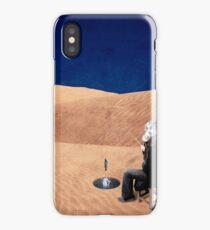 Desert Fishing - Surreal Photo Composite iPhone Case/Skin