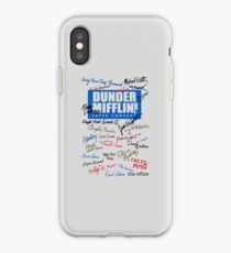 THE OFFICE iPhone Case