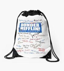 THE OFFICE Drawstring Bag