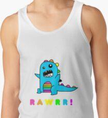 - Dinosaur! xo Tank Top