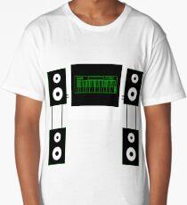 Polaroid Sound System Long T-Shirt