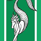 Mermaid Uniquorn - #inktober 2017 unicorn illustration by mellierosetest