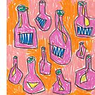 Objects II (Bottles) (2016) by artcollect