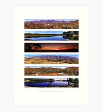 Paul Thompson Panoramic Art Print