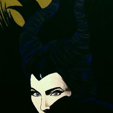 Maleficent by MikaylaDeBerry