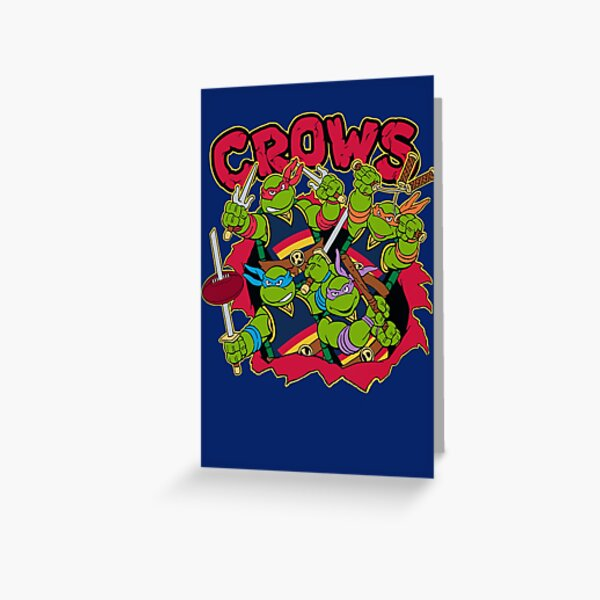 Adelaide Crows Greeting Card