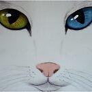 White Cat by Rita Deegan
