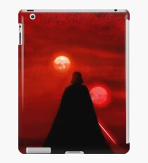 Star Wars Darth Vader Tatooine Sunset  iPad Case/Skin
