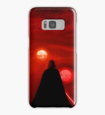 Star Wars Darth Vader Tatooine Sunset  Samsung Galaxy Case/Skin