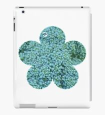 Green Broccoli Florets iPad Case/Skin