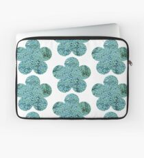 Green Broccoli Florets Laptop Sleeve