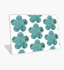 Green Broccoli Florets Laptop Skin