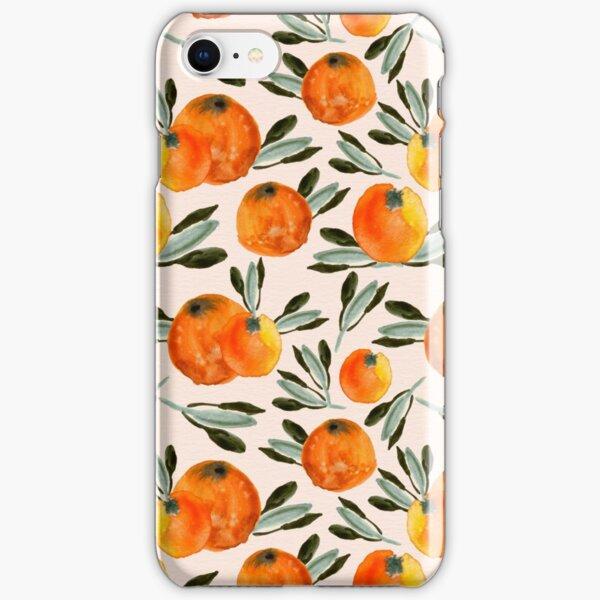 Sunny orange iPhone Snap Case