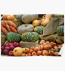 Royal Adelaide Show 2008 - Vegetables Poster