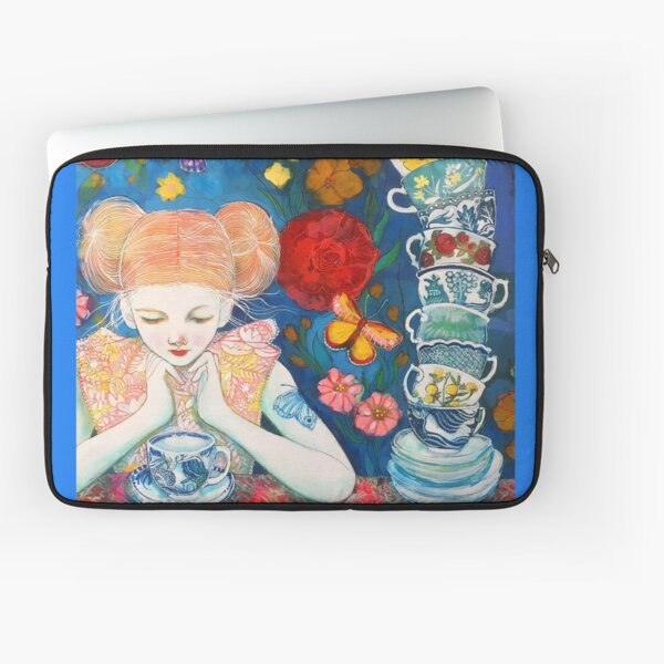 The Fortune Hunter Laptop Sleeve