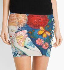 The Fortune Hunter Mini Skirt