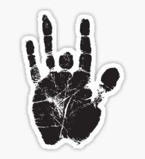 Jerry Hand Sticker