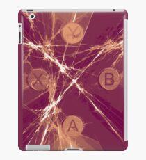 XBox Controller  Plum iPad Case/Skin