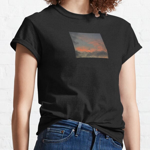 Painting with Sky in Los Angeles Classic T-Shirt