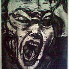 Inner Turmoil by DreddArt