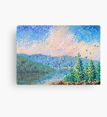 Living Thoughts Canvas Print