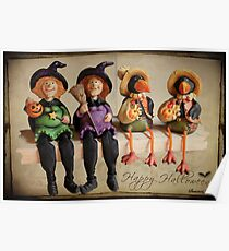 Tell Us A Happy Halloween Story! Poster