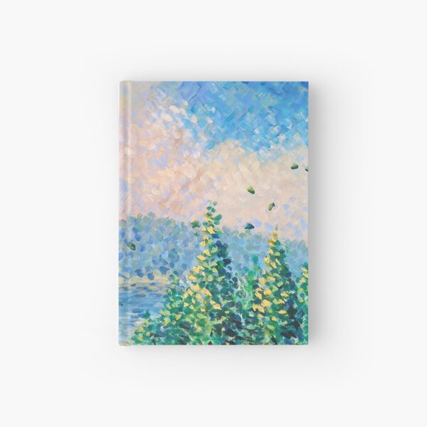 Living Thoughts Hardcover Journal