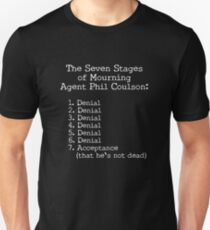 Mourning Agent Coulson T-Shirt