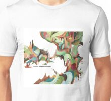 NUJABES METAPHORICAL MUSIC R.I.P Unisex T-Shirt