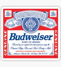 BW Beer Sticker