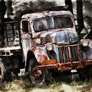 Rusted beauty 01 by kevin chippindall