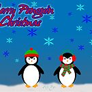 Merry Penguin Christmas! by emilypigou