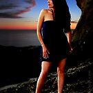 Moon Girl by artsphotoshop