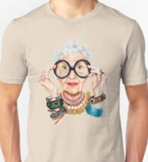 irish apfel - the legendary icon of fashion woman T-Shirt