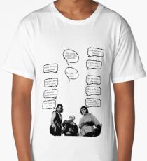Anybody Want a Peanut? Long T-Shirt