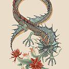«Botánico Dragon Ocho» de Ruta Dumalakaite