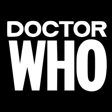 Doctor Who - Contrast logo by Destructors2017