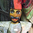 Puppet from Rajasthan by DeborahDinah