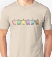 Camiseta ajustada Té de burbujas