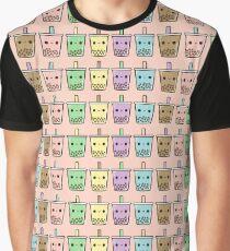 Bubble tea Graphic T-Shirt