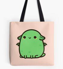 Shrub the dragon Tote Bag