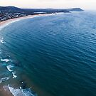 Terrigal Beach by Mitchell Lamm