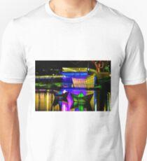 Torrens River Bridge at Night T-Shirt