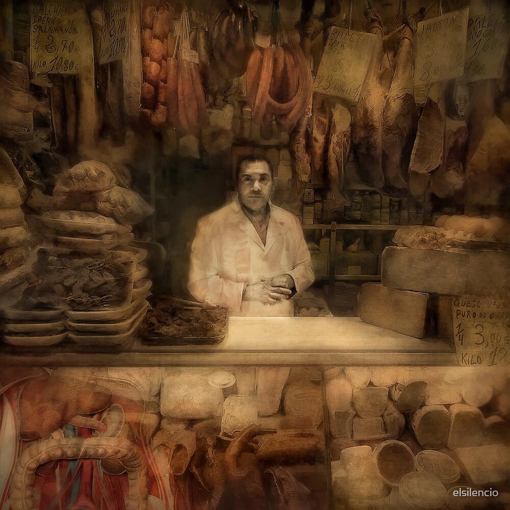 Butcher by elsilencio