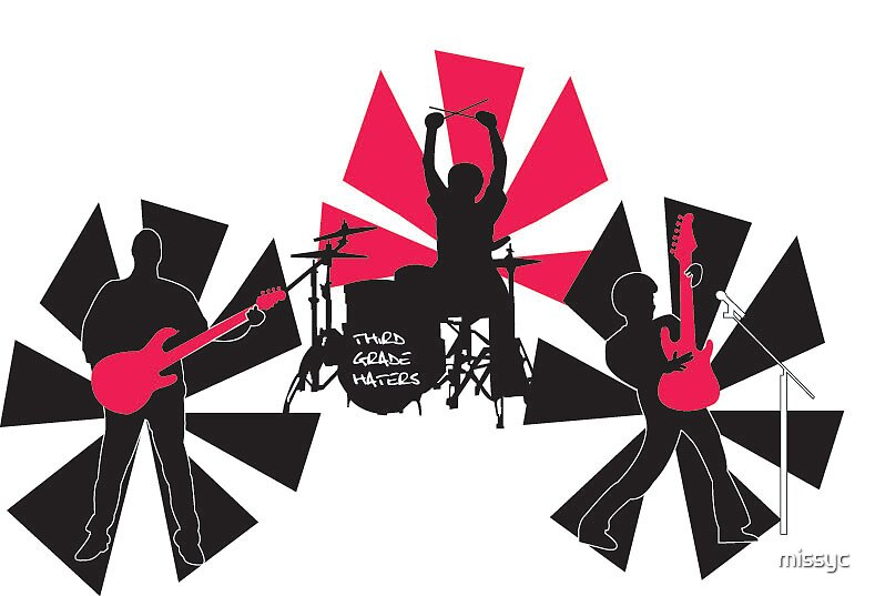 band vecta graphic by missyc