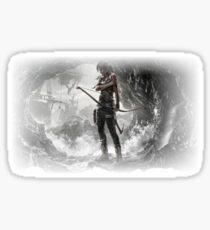 LARA CROFT TOMB RAIDER Sticker