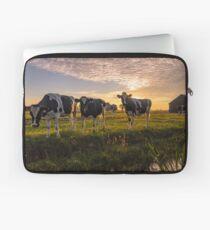 Cows in a Field Laptop Sleeve