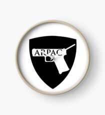 Arpac Collection Clock